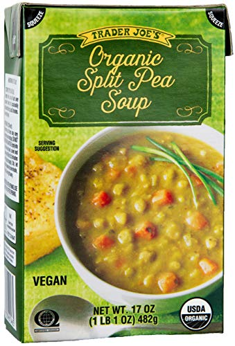 Trader Joe's Organic Split Pea Soup