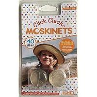 MOSKINETS CLICK CLACK RECAMBIO 4 PASTILLAS