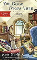 The Book Stops Here (Bibliophile Mystery) by Kate Carlisle(2015-05-05)