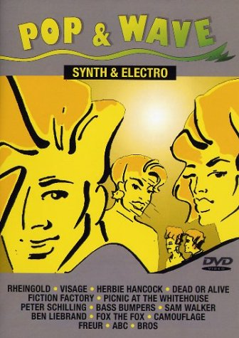 Pop & Wave - Synth & Electro [Alemania] [DVD]