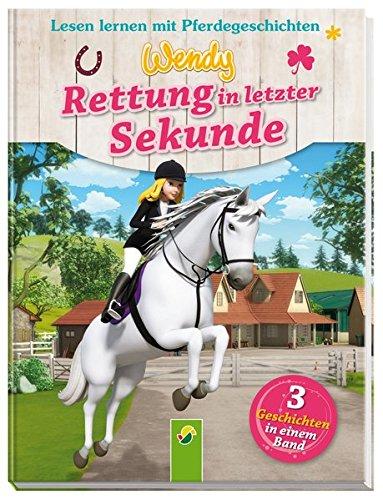 Wendy - Rettung in letzter Sekunde: Lesen lernen mit Pferdegeschichten. 3 Geschichten in einem Band