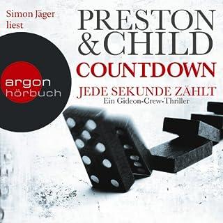 Countdown - Jede Sekunde zählt     Gideon Crew 2              Autor:                                                                                                                                 Douglas Preston,                                                                                        Lincoln Child                               Sprecher:                                                                                                                                 Simon Jäger                      Spieldauer: 12 Std.     836 Bewertungen     Gesamt 4,4