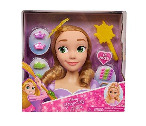Disney Princess Basic Rapunzel Styling Head