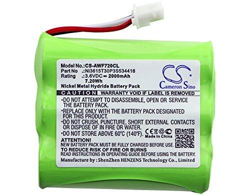 Bateria Para AT&T Ni3615T30P3S534416 AT&T WF720 (2000 mAh 3.
