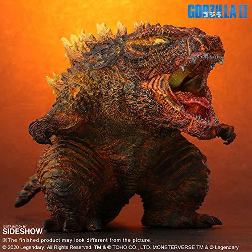 X-PLUS Godzilla King of The Monsters Defo Real Burning Godzilla 2019 Vinyl Statue