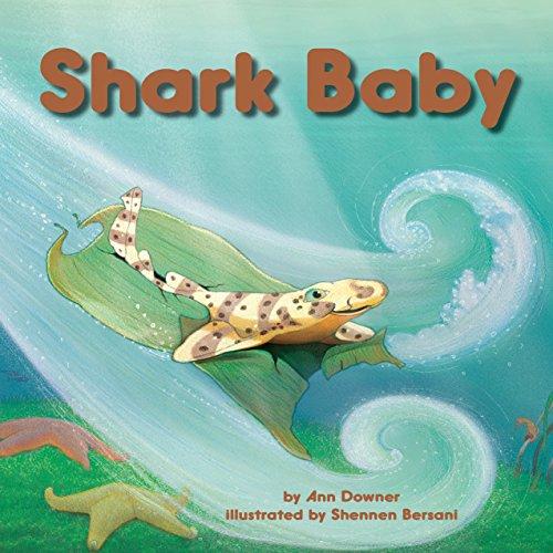 Shark Baby audiobook cover art