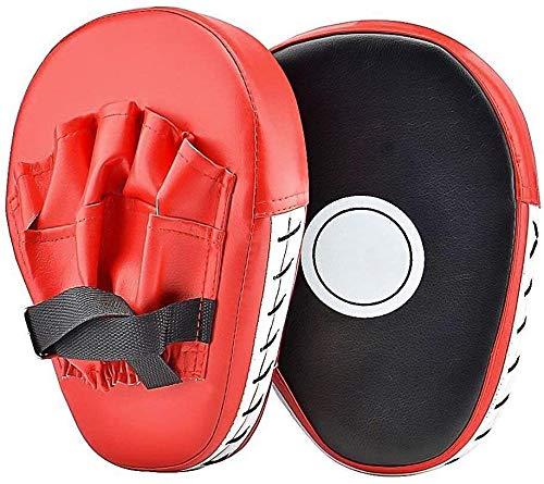YIQI 1 Paar Pratzen Trainer Pratzen Kickboxen Boxen Pratzen für Muay Thai Kickboxen Bewegung Karate Taekwondo Martial Art