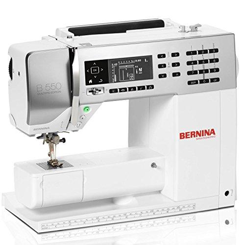 Bernina 4250229849430–Maschine Nähmaschine 550QE