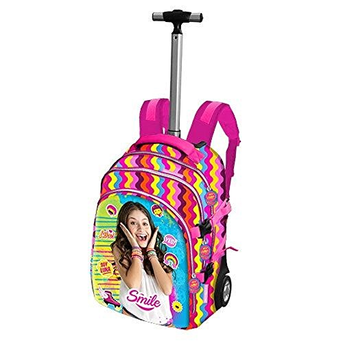 Soy Luna - Disney Channel 52460 - Zaino Trolley Smile