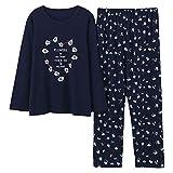 Nuevo Conjunto de Pijama para Mujer, Ropa de Dormir de Manga Corta, Pijama...