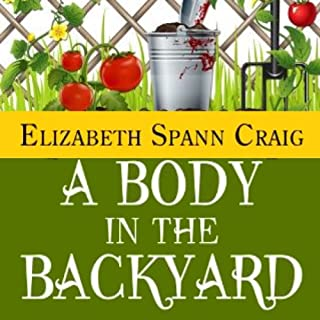 A Body in the Backyard cover art