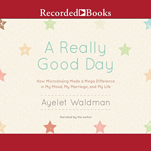A Really Good Day audiobook cover art