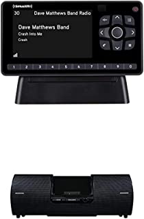 SiriusXM SXEZR1V1 Onyx EZR Satellite Radio with Vehicle...