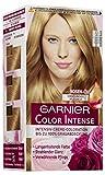 Garnier Color Intense, 7.3 Goldblond, Dauerhafte Intensive Creme Coloration, 3er Pack (3 x 1 Stück)