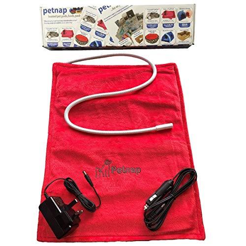 Petnap SAFE 12 V Electric Cat Dog heat pad mat 33cm x...
