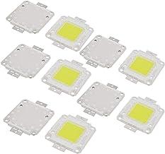 X-DREE 10Pcs 27-30V 50W LED Lamp Chip Bulb Ultra Bright High Power for Floodlight (6d31ffed-a222-11e9-8d7c-4cedfbbbda4e)