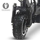 Immagine 2 gunai scooter elettrico adulto pneumatici