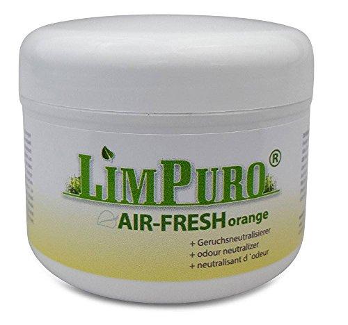 """Grundpreis: 0,04 EUR / g """"Geruchskiller Limpuro air fresh Orange"""""""