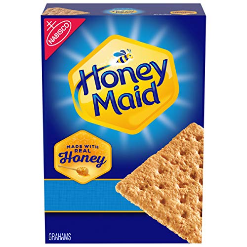 Honey Maid Graham Crackers |Great for Gingerbread Houses & S'mores | 14.4 ounce box