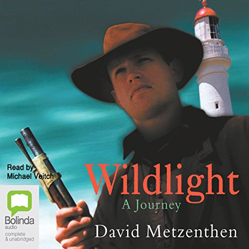 Wildlight audiobook cover art