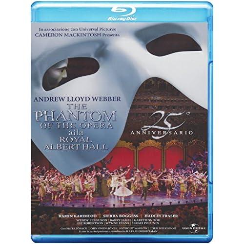 The Phantom of the Opera alla Royal Albert Hall(25' anniversario)