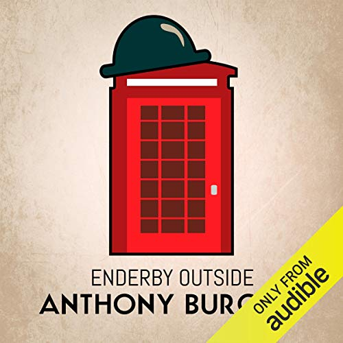 Couverture de Enderby Outside