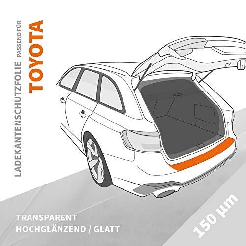 bester Test von toyota corolla verso Schwellenschutzfolie |  Türschwellenschutzfolie ›Kompatibel mit: Toyota Corolla Verso BJ2004-2009…