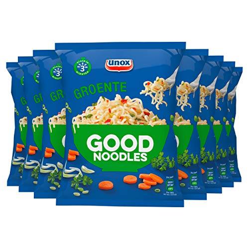 Unox Good Noodles Groente 11 x 70 g Voordeelverpakking