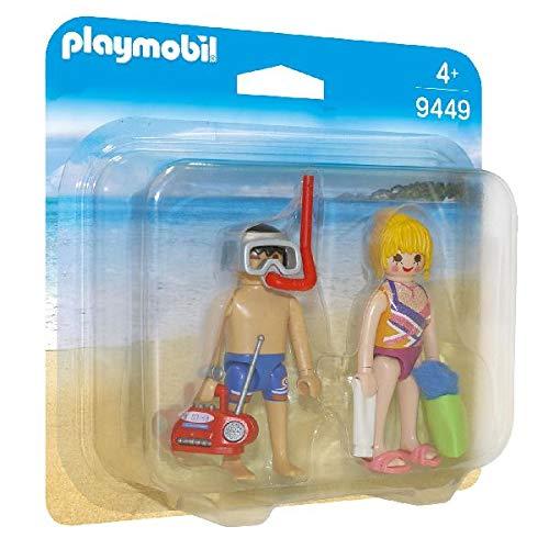 Playmobil 9449 - Coppia in Vacanza, dai 4 anni
