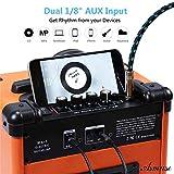 Immagine 2 asmuse amplificatore chitarra elettrica portatile
