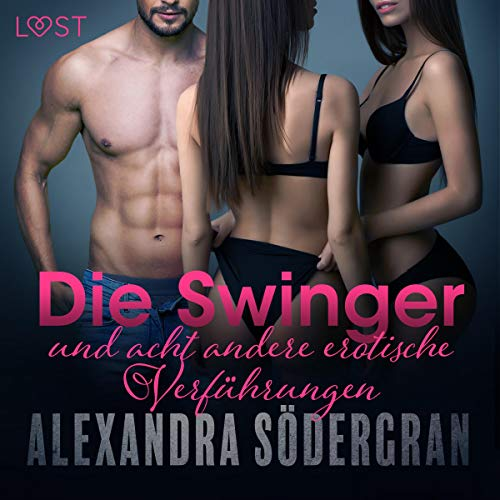 Die Swinger und acht andere erotische Verführungen Titelbild