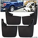 CHEDA Molded Mud Splash Guards Compatible for Ford 2004-2014 F150 F-150 Front & Rear...