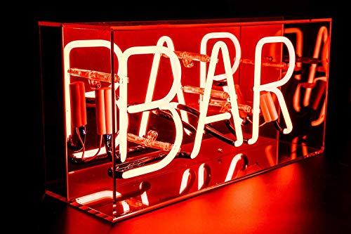 Neon-Leuchte Leuchtobjekt Leuchtreklame Bar Acryl