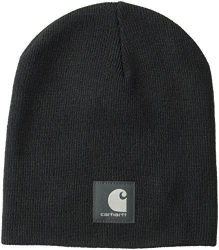 Carhartt Herren Force Extremes Knit Hat Winter-Hut, schwarz, Einheitsgröße