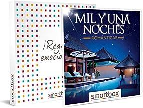 Smartbox Mil y una Noches románticas Caja Regalo, Adultos Unisex, estándar