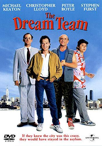 The Dream Team - Michael Keaton [DVD] [1989]