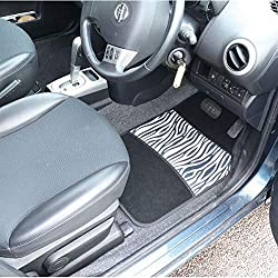 PAMPER YOUR CAR: It is time to love back your loyal companion that can be vulnerable to the dirt and debris that footfalls bring. Choose these heavy-duty mats that are designed to protect the car's floor. All-season mats protect the car's interiors a...