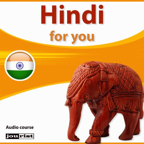 Hindi for you cover art