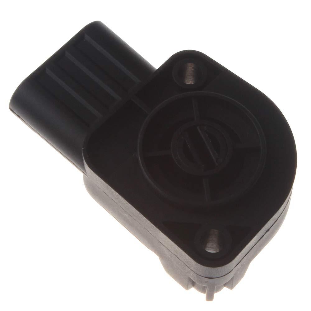 Throttle Position Sensor 85101350 2603893C91 replace for 2507256C91,2586248C91 8C40-9F832-BA 2587164C92 fit for Navistar//Navistar Int//Volvo//Ford 1697269C91