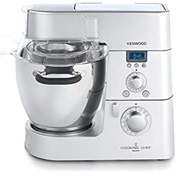 Kenwood Cooking Chef KM086 - Robot de cocina (13.6 kg, 410 mm, 335 ...