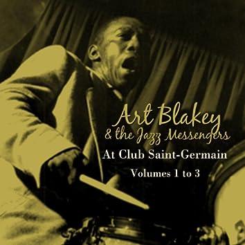 At Club Saint-Germain, Vol. 1-3