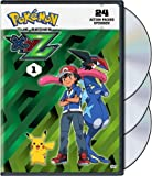 Pokemon the Series: XYZ Set 1 (DVD)