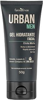 Gel Hidratante Facial Urban Men 50G, Tracta