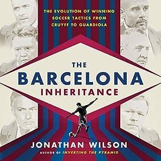The Barcelona Inheritance audiobook cover art