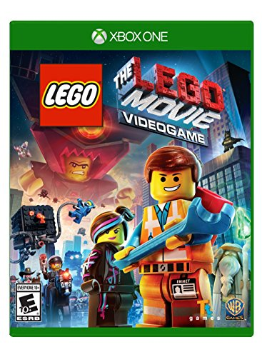 Lego The Movie Video Game - Xbox One
