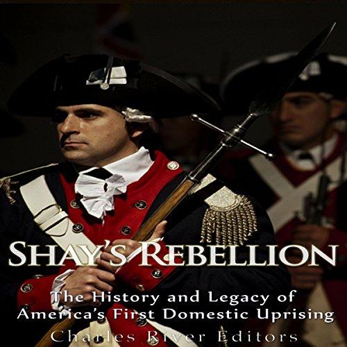 Shays' Rebellion audiobook cover art