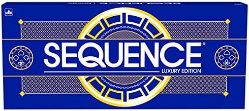 Sequence Luxury Edition Stunning Set with Deluxe Cushioned Roll Flat Game Mat Amazon Exclusive product image