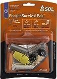 SOL SOLKIT2 Pack de supervivencia Multicolor