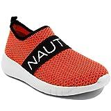 Nautica Women Fashion Slip-On Sneaker Jogger Comfort Running Shoes...