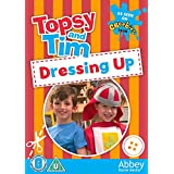 Topsy & Tim - Dressing Up - WITH FREE STICKERS & REWARD CHART [DVD]